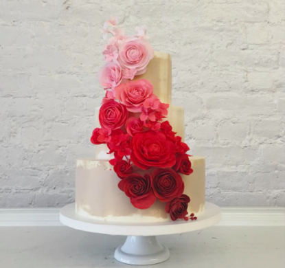 nine cakes, brooklyn, cake maker, wedding cake, dessert, cake