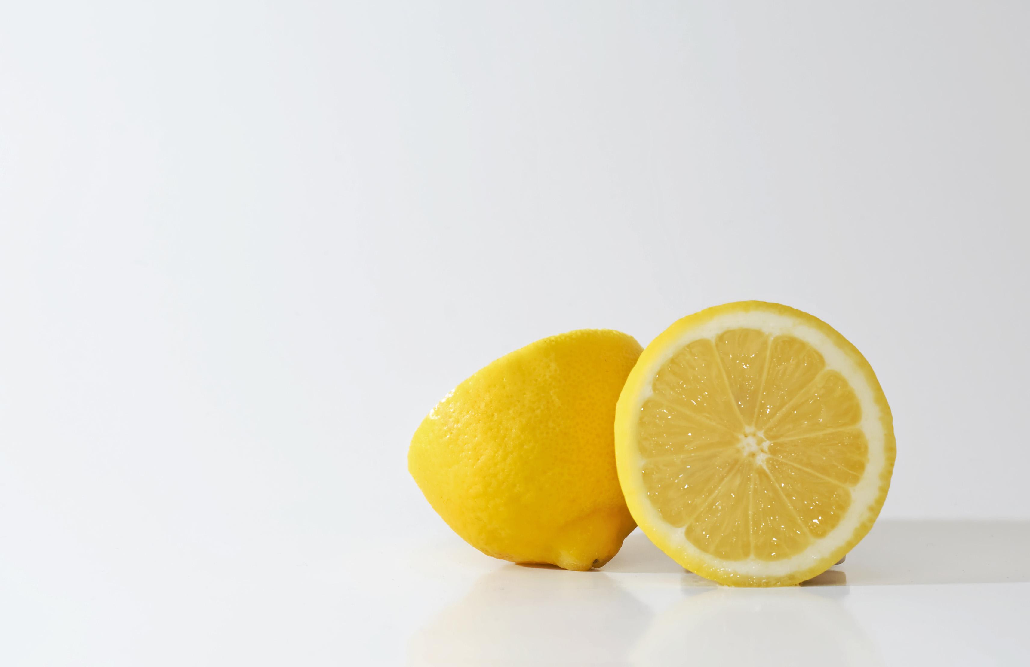 Lemons Hot water