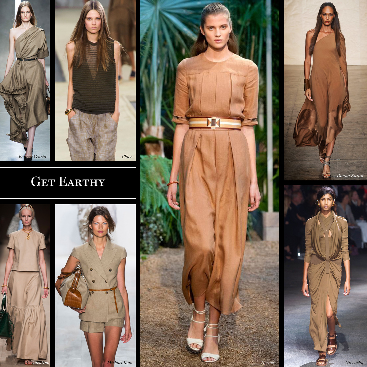 Style Trends Spring 2014