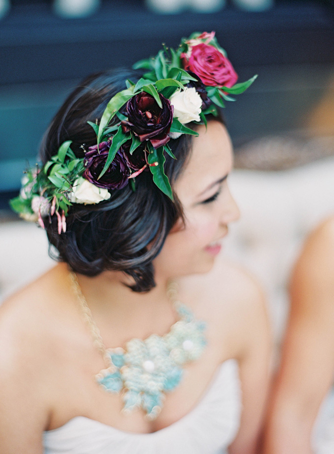 The Foundry Wedding Poppies & Posies6